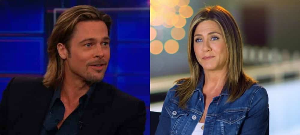 Brad Pitt fiancé à Jennifer Aniston juste après sa séparation avec Angelina Jolie !
