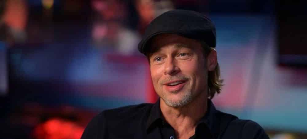 Brad Pitt: l'acteur a bien changé depuis sa première interview !