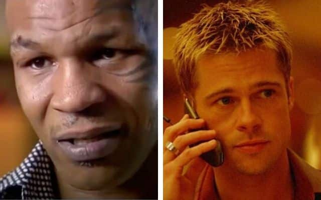 Brad Pitt: Mike Tyson l'a surpris au lit avec son ex-femme !