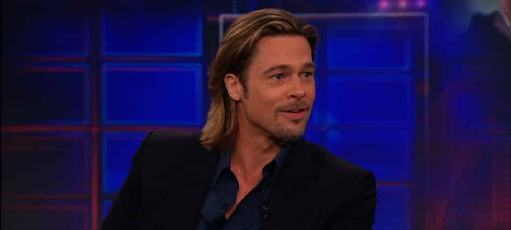 Brad Pitt se joint aux manifestations George Floyd à Hollywood 1000 copie
