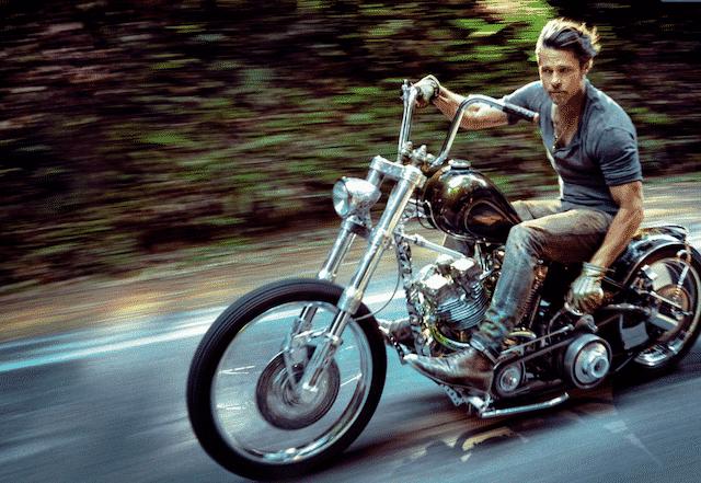 Brad Pitt: l'incroyable histoire derrière cette célèbre photo !