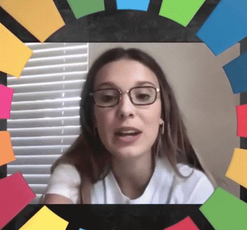 Millie Bobby Brown: ses idées pour un meilleur monde post Covid-19 !