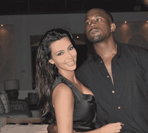 Kim Kardashian s'affiche complice avec son mari Kanye West !
