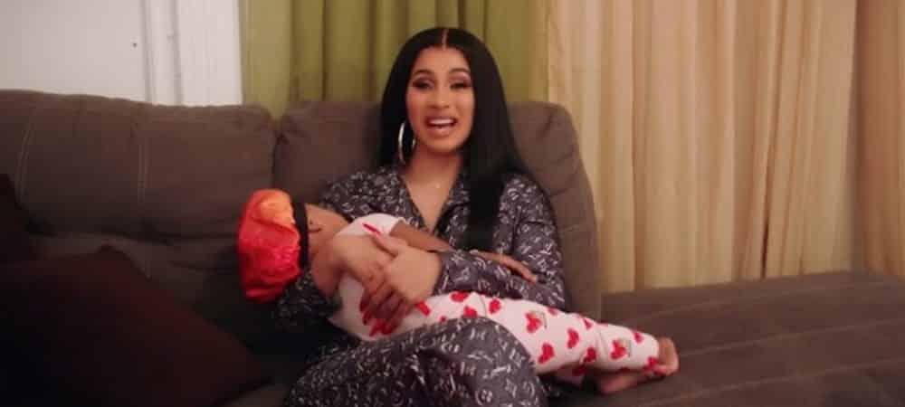 Cardi B: les haters pensent que sa fille Kulture ne l'aime pas !
