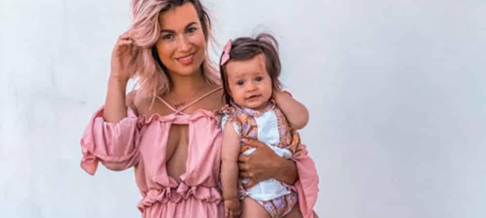 Carla Moreau: sa fête des mères incroyable avec Ruby