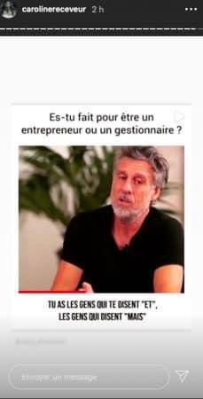 Caroline Receveur: sa philosophie pour être un bon entrepreneur !