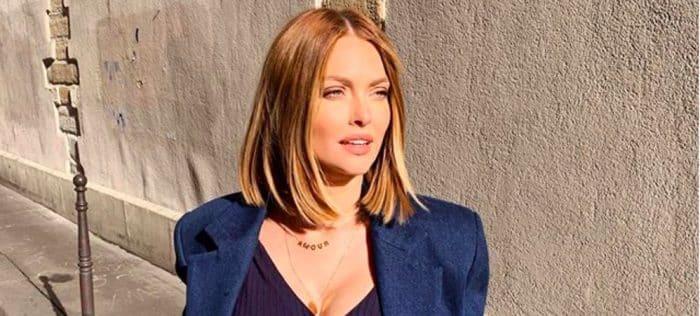 Caroline Receveur s'affiche dans un crop-top parfait pour l'été 24062020-