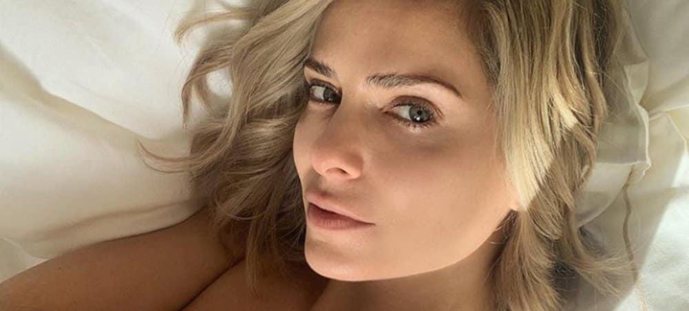 Clara Morgane pose en lingerie blanche très sexy sur Instagram !