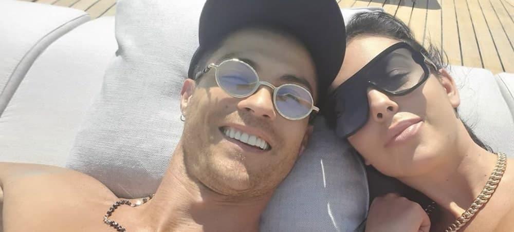 Cristiano Ronaldo fiancé en secret avec Georgina Rodriguez ?
