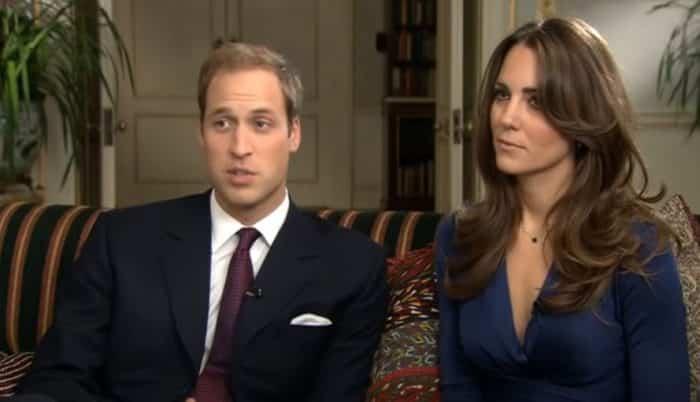 Kate et William sont romantiques