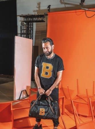 """Cyril Hanouna (TPMP) lance sa propre marque de vêtements """"Baba Collect"""" !"""
