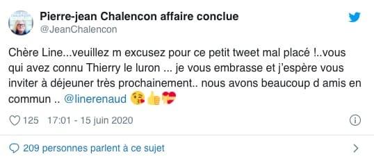 Cyril Hanouna (TPMP) balance sur Pierre-Jean Chalençon et Line Renaud !