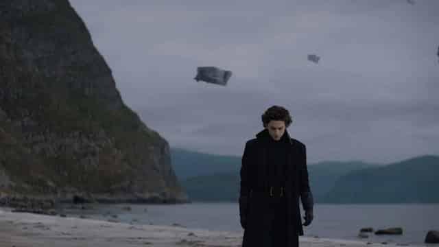 """Dune (Timothée Chalamet): le film de Denis Villeneuve s'annonce """"épique"""" !"""
