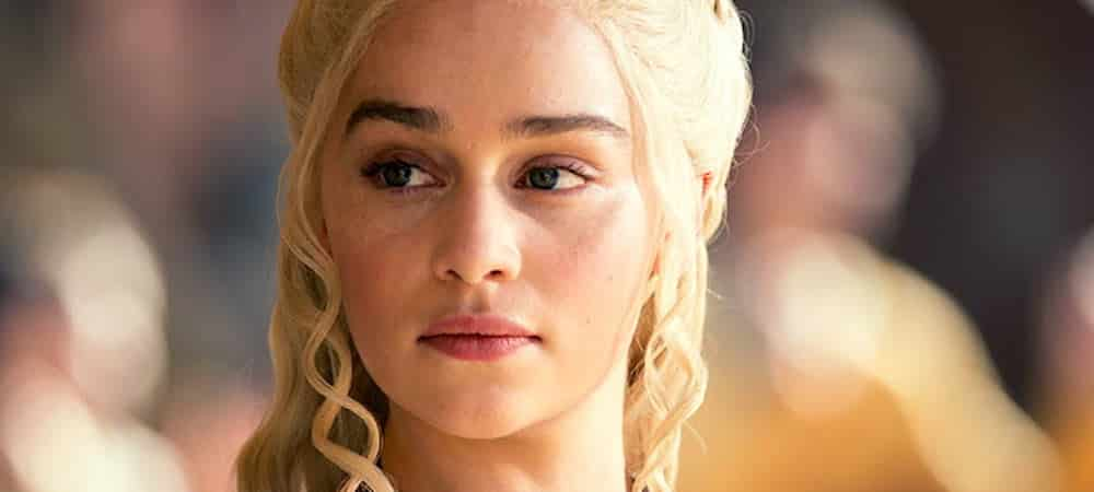 Emilia Clarke: la star de Game of Thrones sublime sans maquillage !