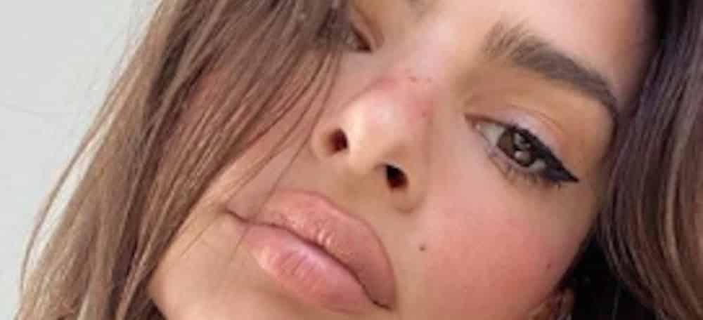 Emily Ratajkowski dénonce les violences policière lors des manifestations !
