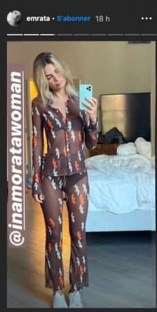 Emily Ratajkowski en tenue transparente pour un dîner avec son mari !