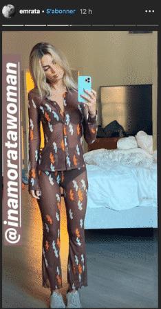 Emily Ratajkowski s'affiche dans des vêtements transparents 27062020
