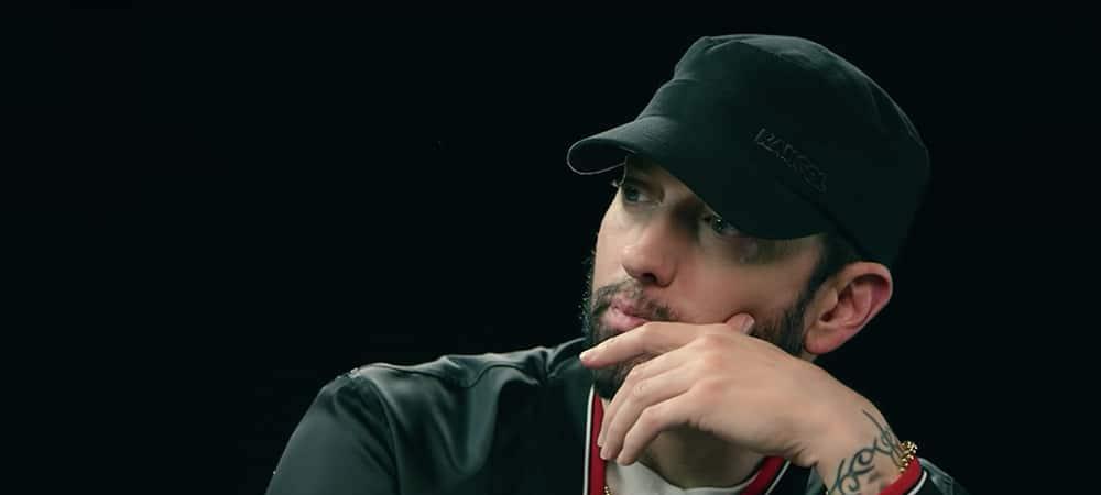 Eminem prend la parole pour lutter contre le coronavirus !