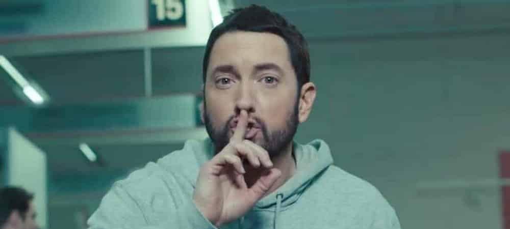Eminem: un nouveau rappeur bat le record du #GodzillaChallenge !