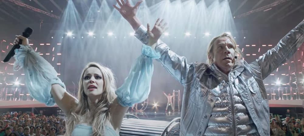 Eurovision Song Contest (Netflix) se dévoile dans un trailer loufoque1000