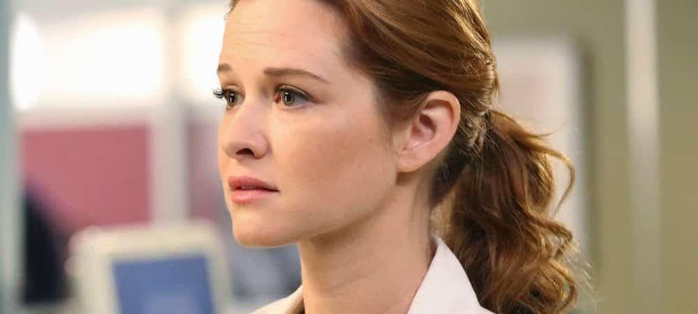 Grey's Anatomy saison 17- April Kepner va-t-elle revenir enfin 1000