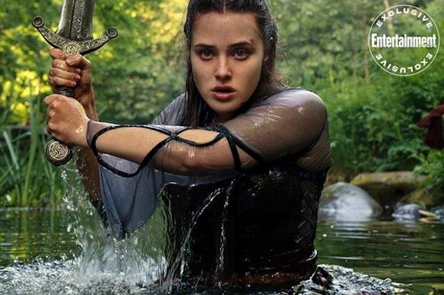 Gustaf Skarsgård (Vikings) interprétera Merlin dans Cursed sur Netflix