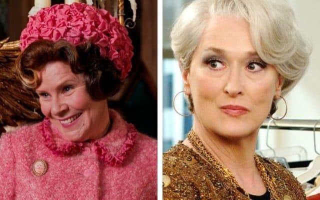 Harry Potter: Meryl Streep remplace Dolores Ombrage dans une vidéo hilarante !