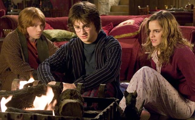 Harry Potter: Ron, Hermione et Harry ne devaient pas être Gryffondor !