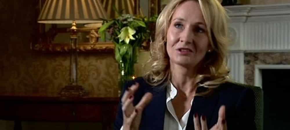 J.K. Rowling (Harry Potter) boycottée par les employés de sa maison d'édition !