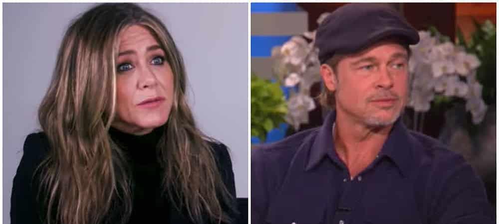 Jennifer Aniston est toujours très proche de la nièce de Brad Pitt 1000