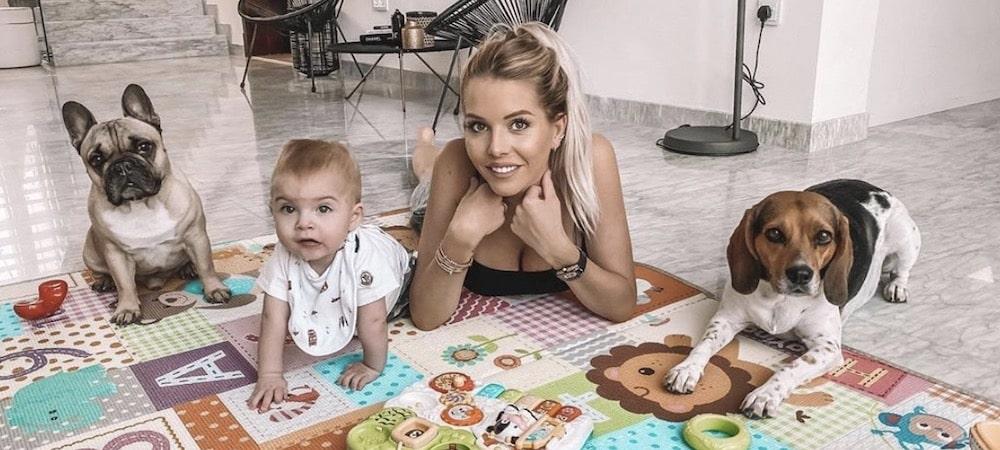 Jessica Thivenin fête la première bêtise de son fils Maylone !