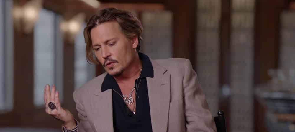 Johnny Depp: l'ex d'Amber Heard à nouveau accusé de violence ?