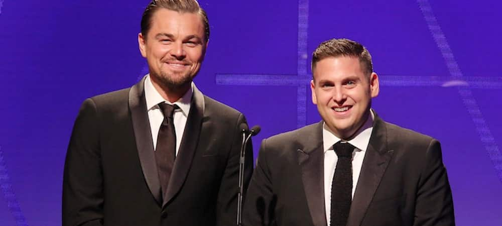 Jonah Hill, Leonardo DiCaprio: qui sont les acteurs les plus grossiers ?