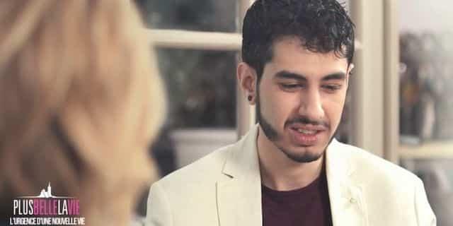 Jonas Ben Ahmed (Plus belle la vie) est de retour dans un film !