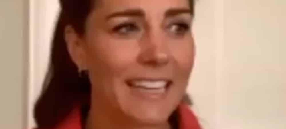 Kate Middleton accusée d'être une fainéante, elle réplique !