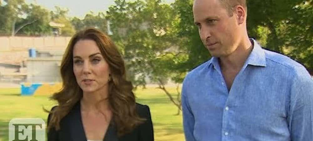 Kate Middleton dévoile une photo inédite de George et Charlotte !