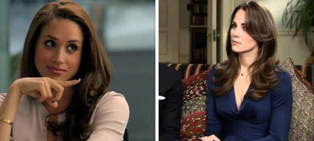 Kate Middleton en a marre de sa comparaison avec Meghan Markle