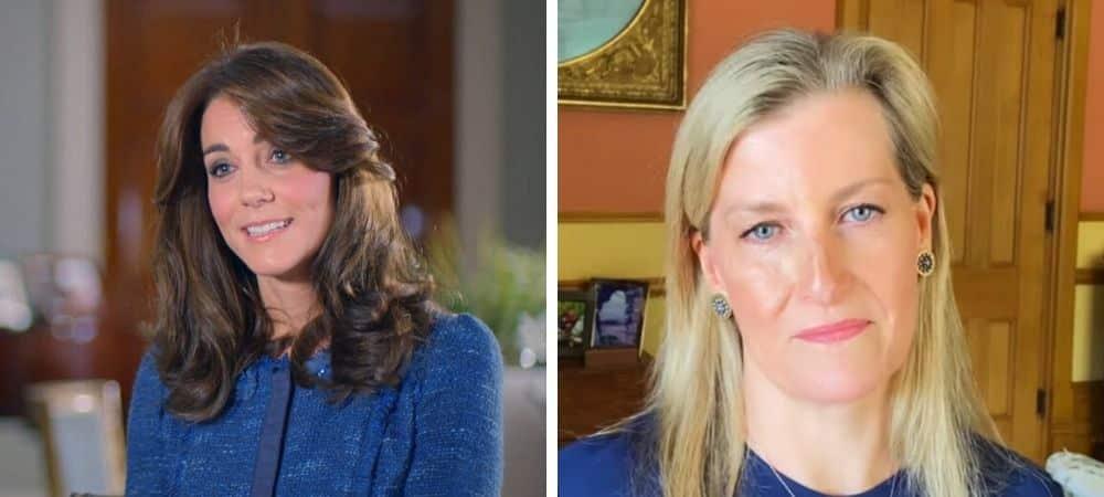 Kate Middleton et Sophie de Wessex en guerre contre Meghan Markle !