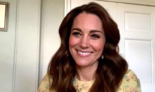 Kate Middleton fait une promesse émouvante à un jeune garçon !