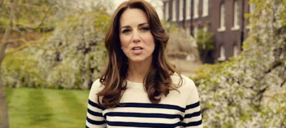Kate Middleton pas du tout libre dans le choix de ses vêtements !