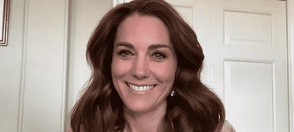Kate Middleton poursuit ses engagements auprès des enfants malades !