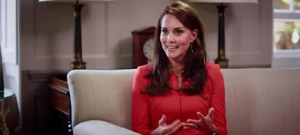 Kate Middleton s'engage dans le combat contre les addictions !