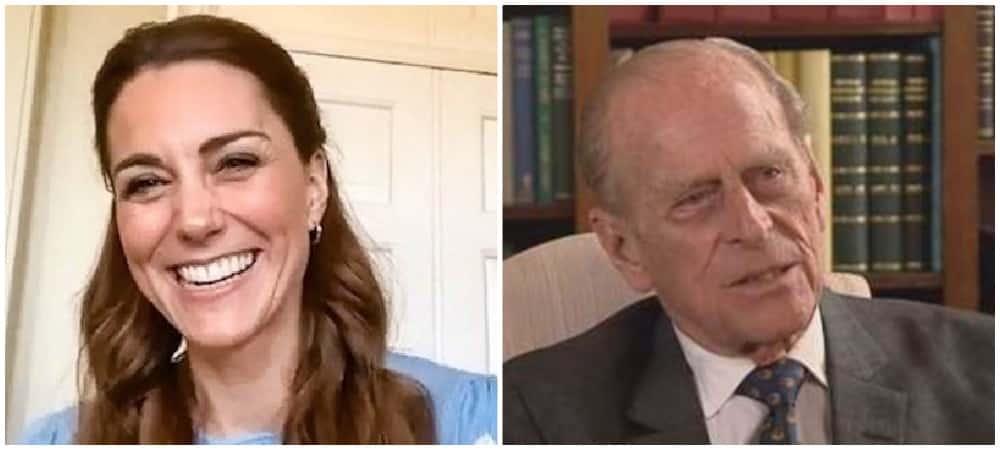 Kate Middleton- son point commun étonnant avec le prince Philip 1000