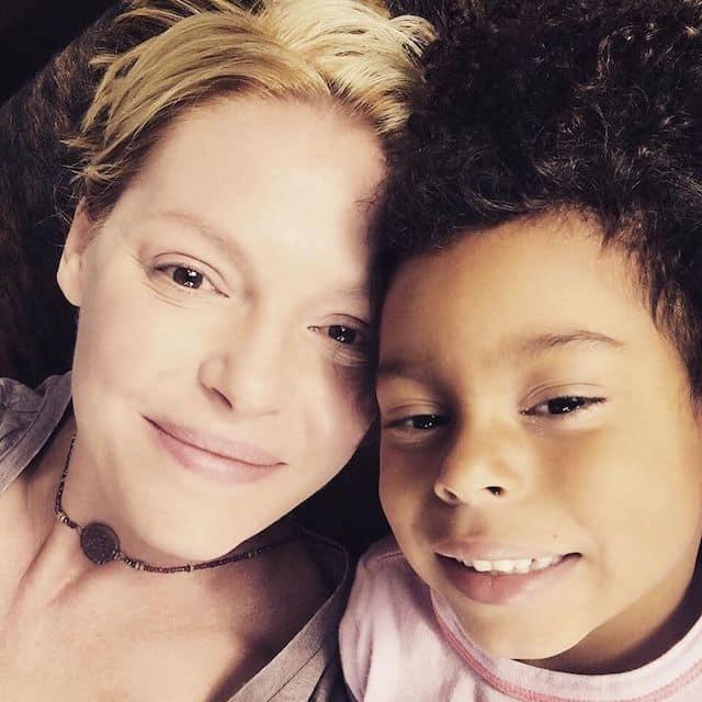 Katherine Heigl (Grey's Anatomy) son texte poignant contre le racisme !