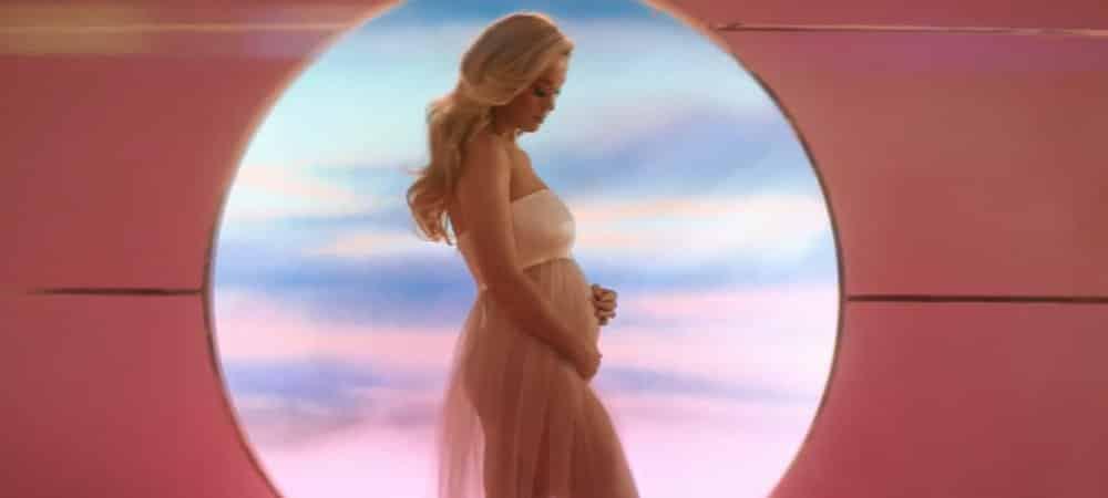 Katy Perry et Orlando Bloom n'ont pas terminé la chambre de leur futur bébé !