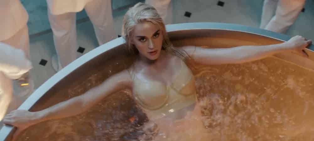 Katy Perry: sa chanson pour inciter ses abonnés à aller voter