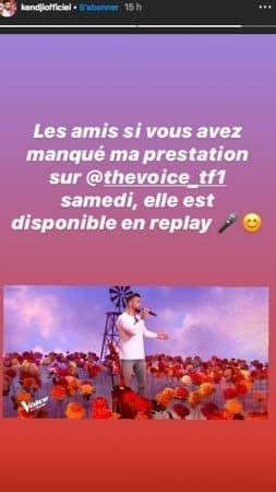 "Kendji Girac: sa reprise touchante de ""Habibi"" dans The Voice 2020 !"