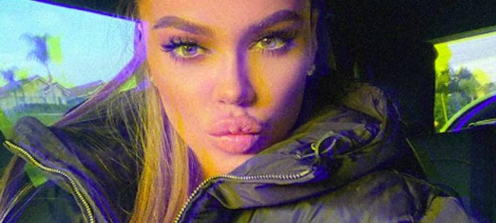 Khloé Kardashian dévoile des abdos de rêve en plein entraînement !