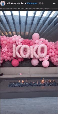 Khloé Kardashian fait une énorme fête d'anniversaire avec ses soeurs !