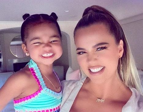 Khloé Kardashian: sa petite True fait fondre les internautes sur Instagram !